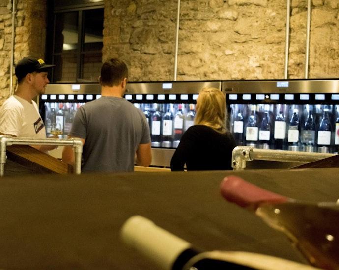 Wine bar in Bristol