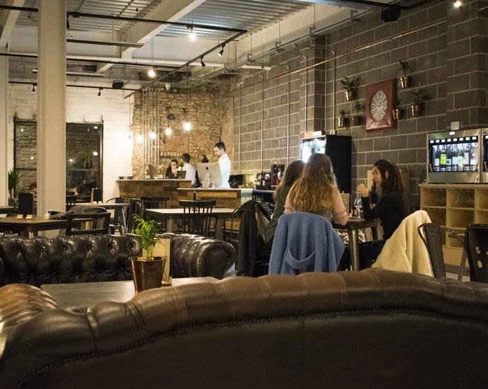 Wine lounge in bristol