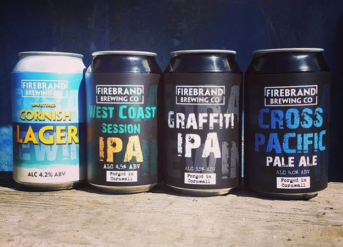 Firebrand Beers