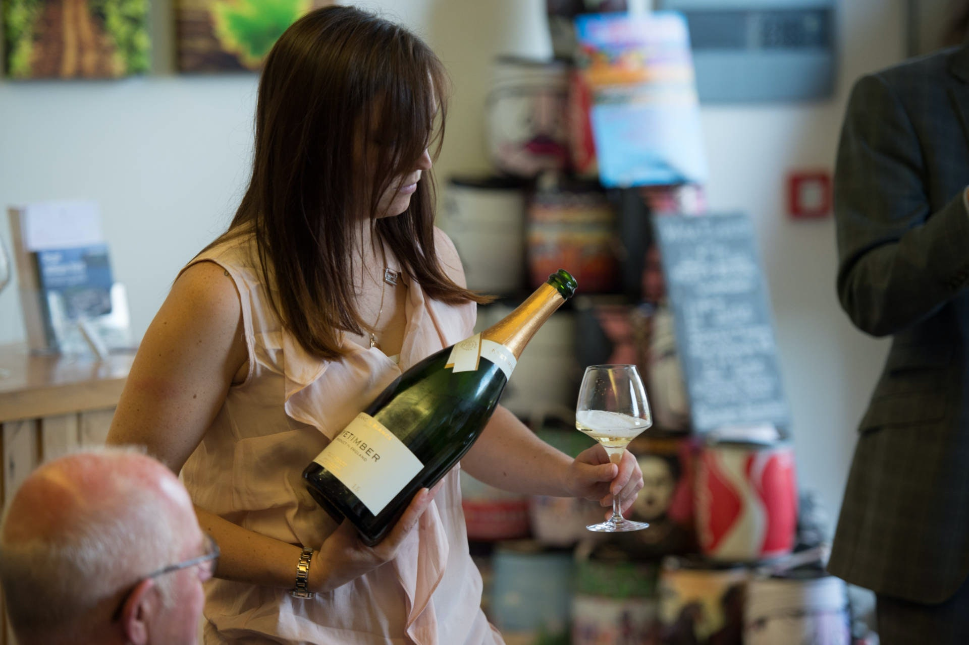 2015 Le Vignoble English Winemakers May28 234
