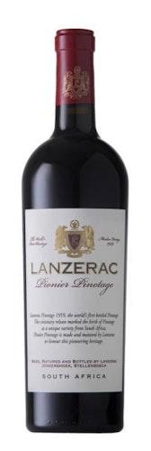 Lanzerac Heritage Range Pionier Pinotage Nv