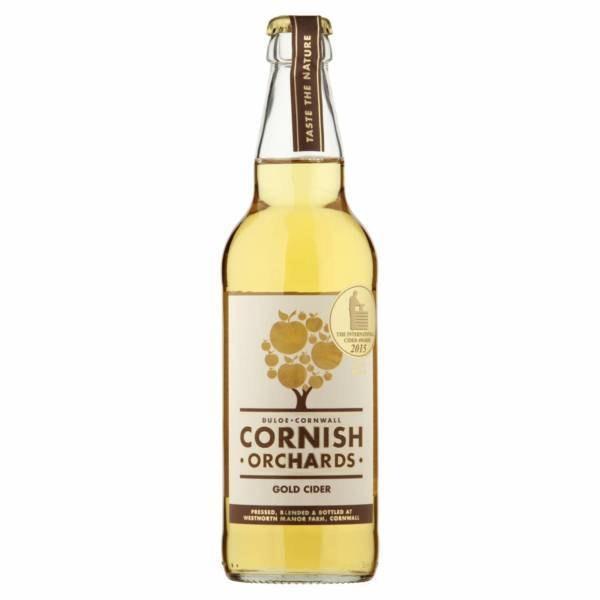 Cornish Orchards Gold Cider