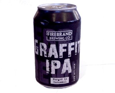 Firebrand Graffiti Ipa Can